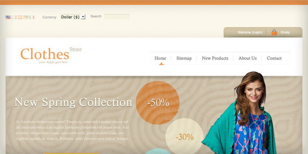 theme-prestashop-1.4-clothes-store