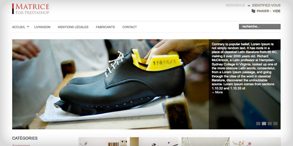 theme-prestashop-1.4-matrice