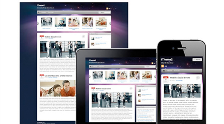 theme-responsive-wordpress-itheme
