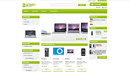 theme-prestashop-1.5-greenstore