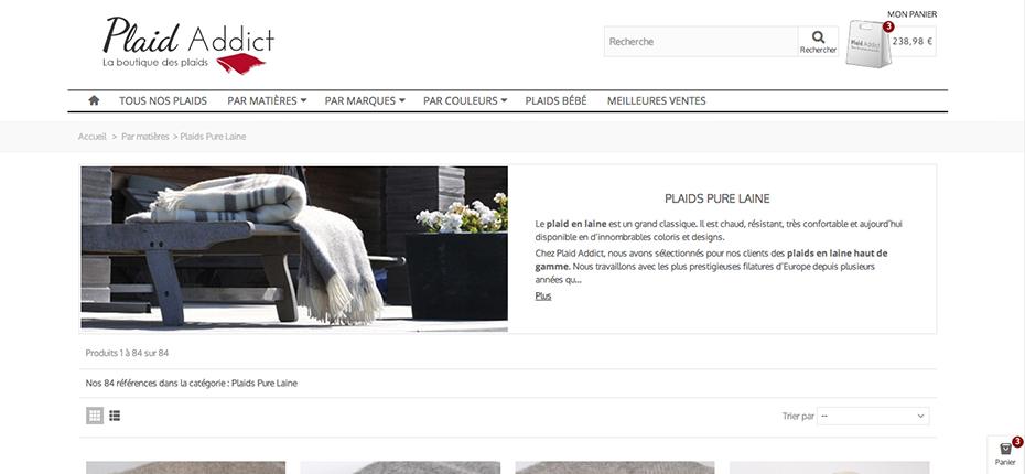 plaid addict. Black Bedroom Furniture Sets. Home Design Ideas