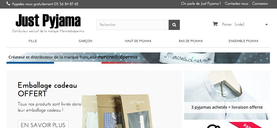 boutique-prestashop-justpyjama
