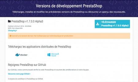 prestashop-1.7-telechargement