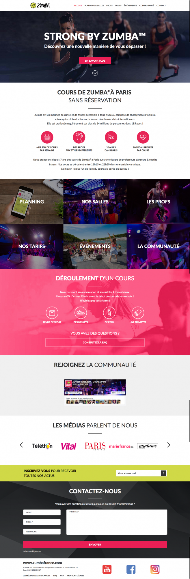 accueil-integration-wordpress-zumba